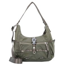 George Gina & Lucy Swingeling Schultertasche 34 cm, olively