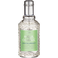 4711 Acqua Colonia Green Tea & Bergamot, Eau de Cologne, 50 ml