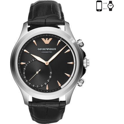 "Armani Watches Connected Herren Hybrid Smartwatch ""ART3013"""