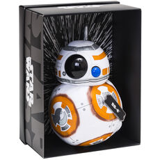 Joy Toy Star Wars BB-8 Black Line Plüsch, 25 cm