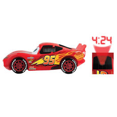 Joy Toy Cars 3D Lightning McQueen Projetionswecker