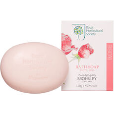 Bronnley Rose Luxus Seife, 150 g