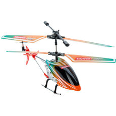 Carrerra RC Helicopter Orange Sply 2