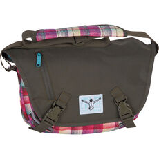 Chiemsee Sport Messenger 33cm, checky chan pi