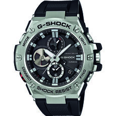 "Casio Herren Chronograph G-Shock Bluetooth ""GST-B100-1AER"""