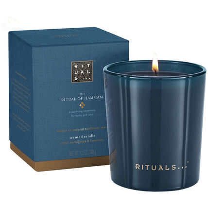 Rituals The Ritual of Hammam Scented, Duftkerze, 290 g