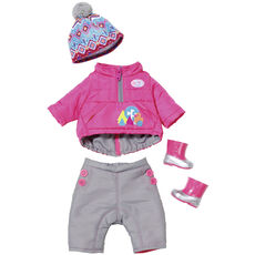 Zapf Creation® BABY born® Play & Fun Deluxe Winter Set