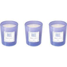 Mugler Angel Mini Candle Set, 3 x 70 g