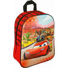 Undercover Cars 3 Rucksack, rot