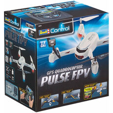 Revell 23875 GPS-Quadrocopter Pulse FPV