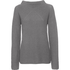 She Damen Pullover mit Perlfangmuster