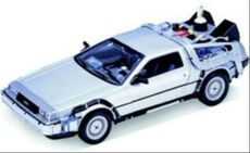 Welly De Lorean Back to the Future Teil 2 1:24