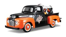Bauer 1:24 Ford F1 Pick-Up '48