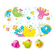 knorr toys Bademattenset Bath Mat Sea