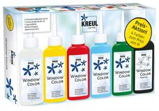 C. KREUL Window Color Glas Design Aktions-Set