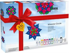 C. KREUL Window Color Glas Design Set XXL