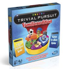 Hasbro Gaming Trivial Pursuit Familien Edition