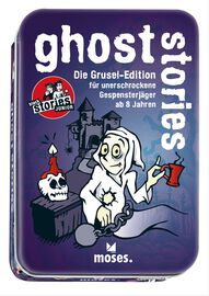 moses black stories Junior - ghost stories