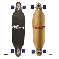 New Sports NSP Longboard ''Los Angeles'',ABEC7,TÜV/GS