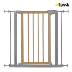Hauck Deluxe Wood and Metal Safty Gate