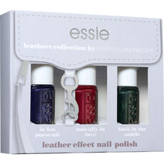 essie Mini Kit #1 leathers collection by Rebecca Minkoff