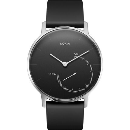 "Nokia Activity Tracker Activité Steel ""40-31-3104"""