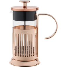 Leopold Vienna Kaffeebereiter French Press Kupfer, 350 ml
