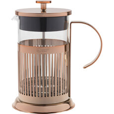 Leopold Vienna Kaffeebereiter French Press Kupfer, 800 ml