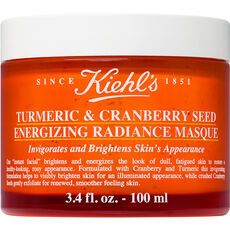 Kiehl's Tumeric & Cranberry Seed Energizing Masque, 100 ml