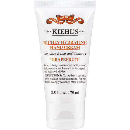 Kiehl's Grapefruit Hand Cleanser  Pump, 250 ml