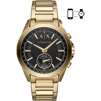 "Armani Exchange Connected Herren Hybriduhr ""AXT1008"""