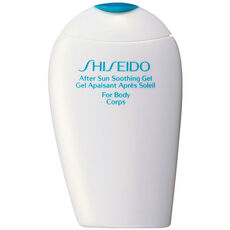 Shiseido Sun Care After Sun Soothing Gel, 150 ml