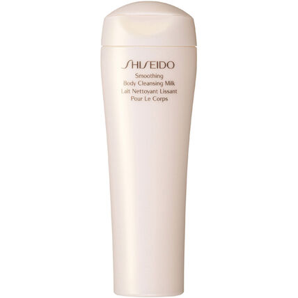 Shiseido Global Body Care Smoothing Body Cleansing Milk, 200 ml