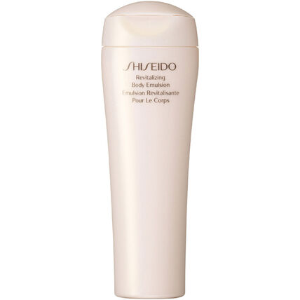 Shiseido Global Body Care Revitalizing Body Emulsion, 200 ml