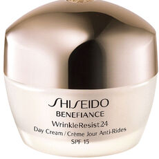 Shiseido Benefiance WrinkleResist24 Day Cream SPF 15, 50 ml
