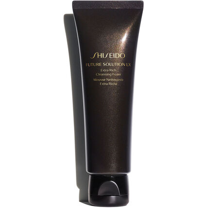 Shiseido Future Solution LX Extra Rich Cleansing Foam, 125 ml