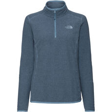The North Face Damen Zip-in-Fleecejacke Glacier
