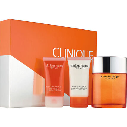 Clinique Happy Treats For Him, Duftset