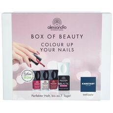 Alessandro Box of Beauty Nagellack Set