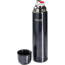La Playa Thermo-Edelstahlflasche High Performance, 0,75 L, silber