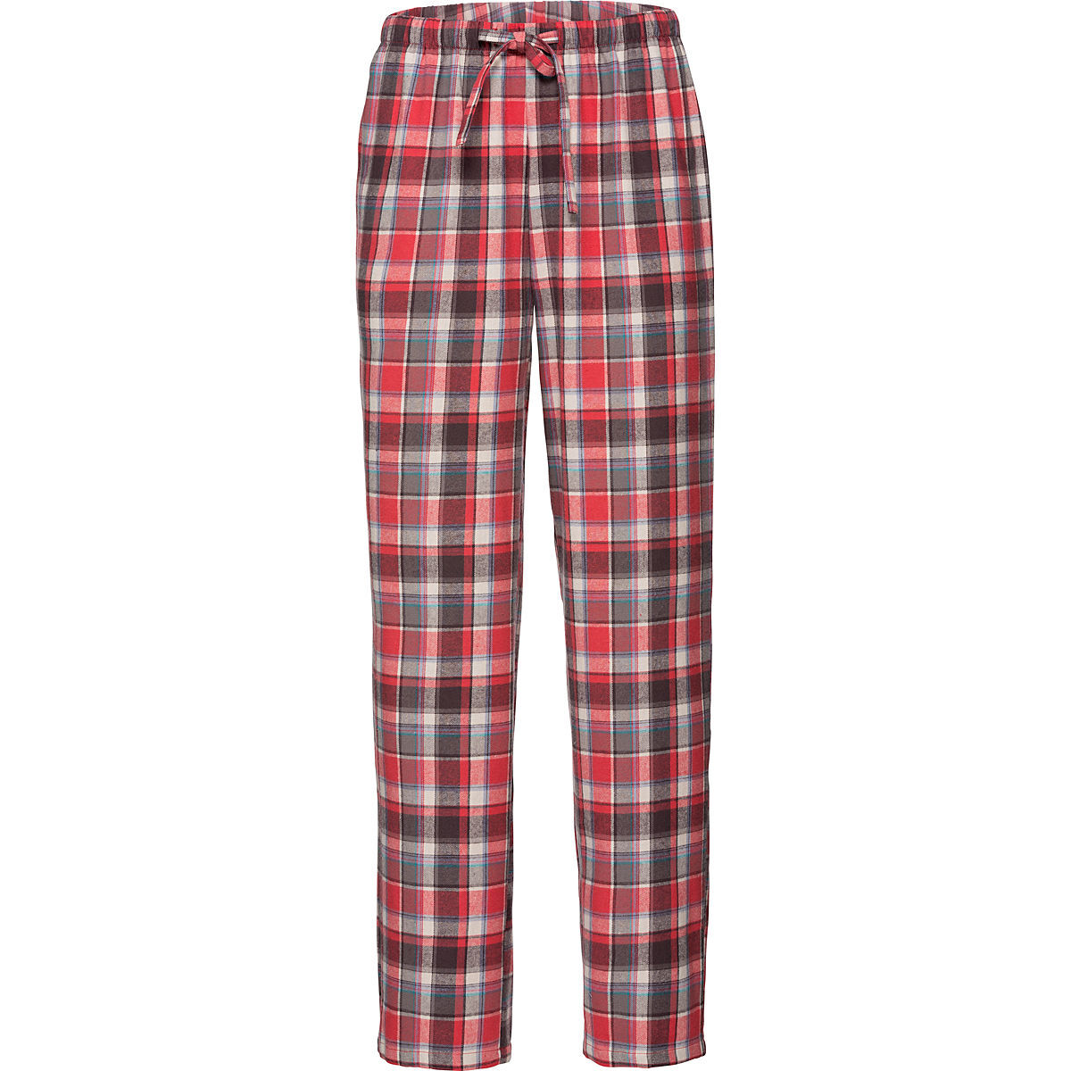 desir e damen flanell pyjama karos rot 40 42 karstadt. Black Bedroom Furniture Sets. Home Design Ideas