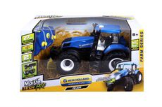 Bauer 1:16 Farm Tractor New Holland