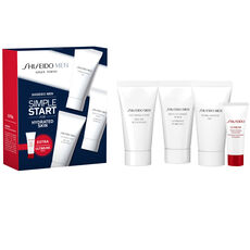Shiseido Men24 Pflege - Starter Kit