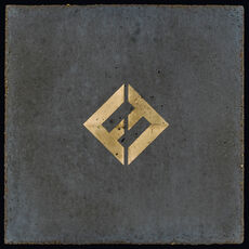 Sony Foo Fighters - Concrete and Gold, Vinyl LP