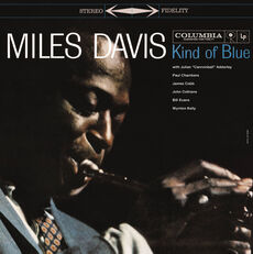 Sony Miles Davis - Kind of Blue, Vinyl LP