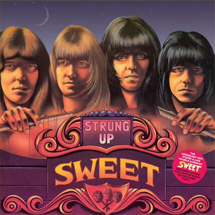 Sony The Sweet - Strung Up (Full Colour Version), Vinyl 2 LP's