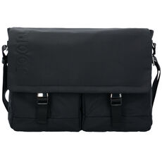 Joop! Kimon Naviga Messenger Aktentasche 40 cm Laptopfach, black
