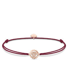 THOMAS SABO Armband Little Secret Chakra 925er Sterlingsilber; Roségold Vergoldung