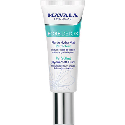 Mavala Pore Detox, Hydra-Matt Fluid Perfektion, 45 ml