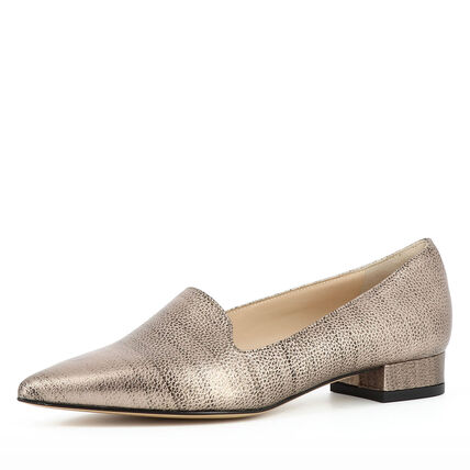 Evita Damen Slipper FRANCA, bronze